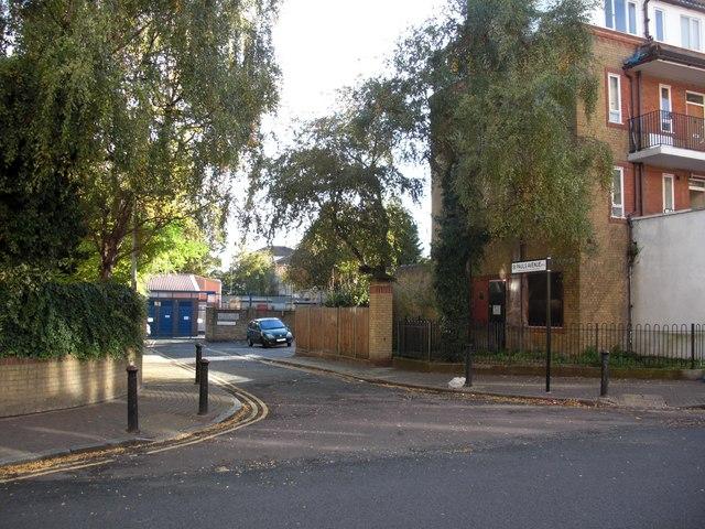 St Pauls Avenue, Rotherhithe, London, SE16