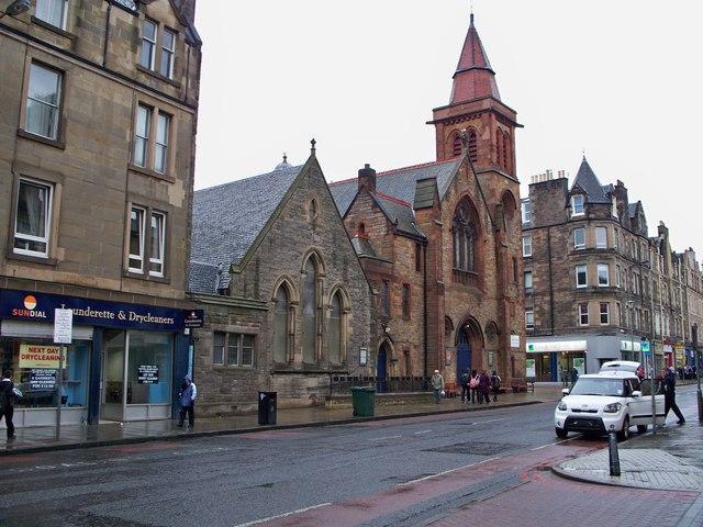 Gorgie Parish Church, Gorgie Road, Edinburgh