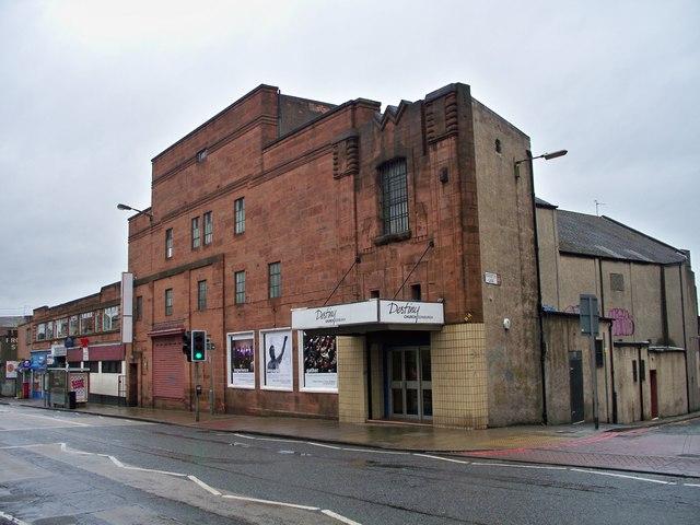 Destiny Church, Gorgie Road, Edinburgh