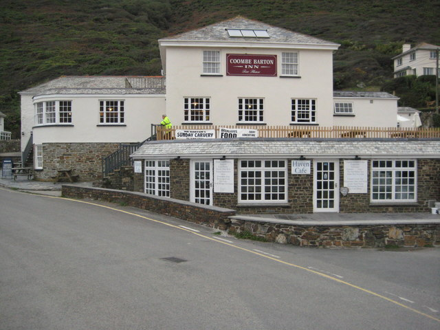 Coombe Barton Inn