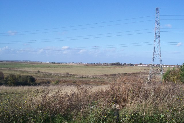 View of Seasalter and Seasalter Levels