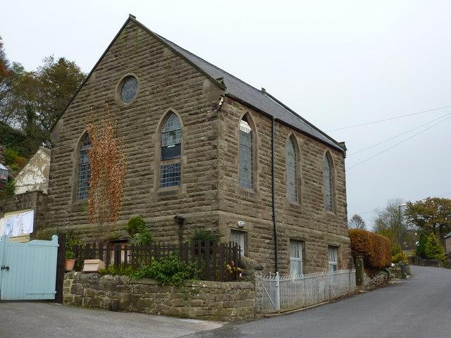Wesleyan Reform Church, Birchover