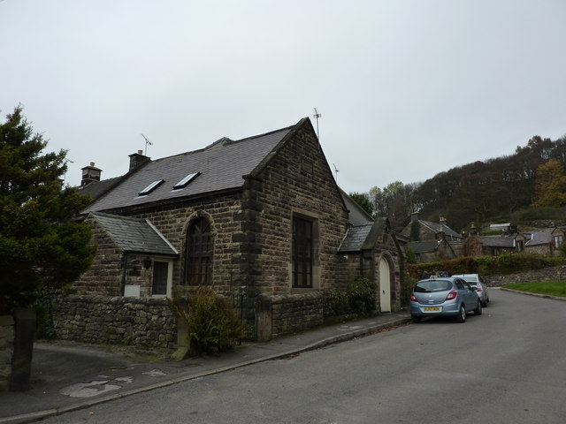 Primitive Methodist Chapel , 1867, Birchover