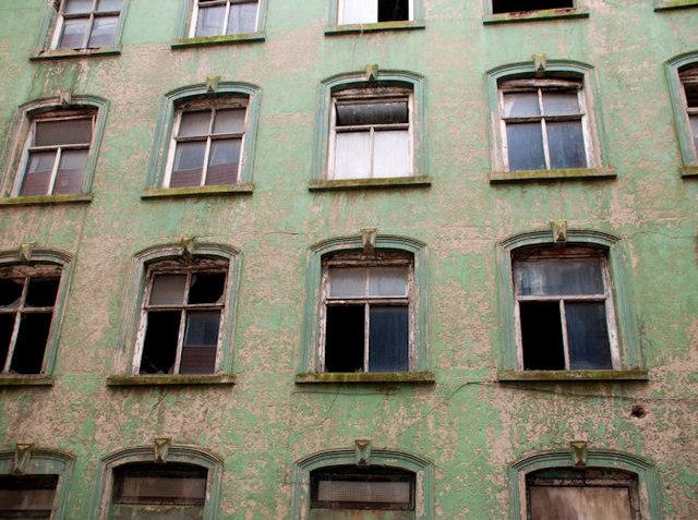 Vacant building, Belfast