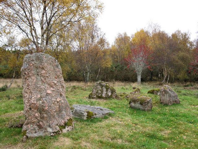 Chambered Cairn, Dunain Hill