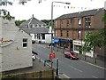 NS3865 : Main Street, Bridge of Weir by Richard Webb