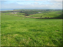 SX1394 : Rolling north Cornwall countryside by Philip Halling