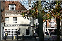 SU4829 : William Walker meets Laura Ashley by Graham Horn