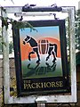 ST7461 : Sign for the Pack Horse by Maigheach-gheal