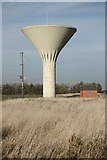 SE8317 : Garthorpe Water Tower by Richard Croft
