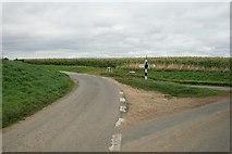 SU8700 : Junction of Runcton Lane and Bowley Lane by Hugh Craddock