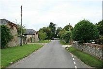 SU8700 : Manor Lane by Hugh Craddock