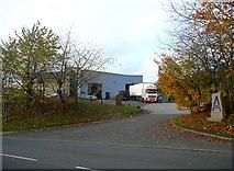SE1025 : Aquaspersions, Brierley Hill, Beacon Hill Road, Halifax by Humphrey Bolton