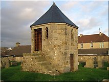 NS7177 : Tomb of Jean Cochrane and Son, Kilsyth by Texas Radio and The Big Beat