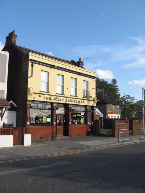 The Jolly Fisherman, North Street, Barking