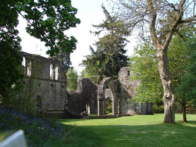 Inchmahome Priory Ruins