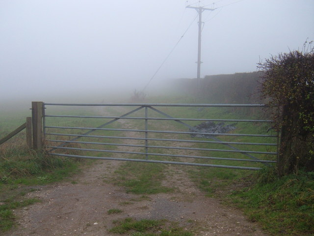 Field Entrance off Lay-by (A164)