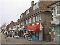 TQ4667 : Marion Crescent shops by Ian Capper