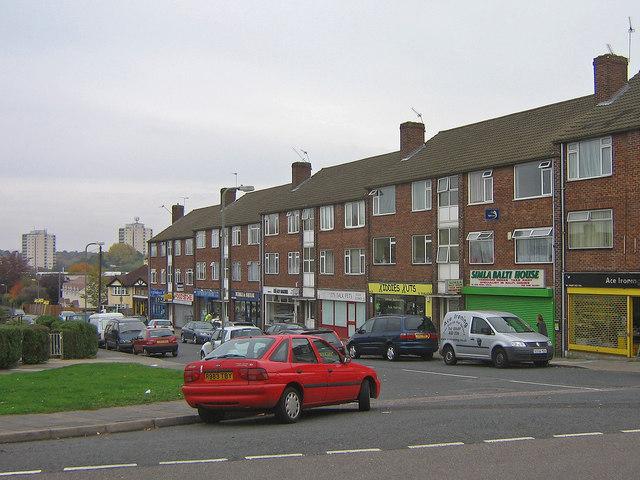 Stanley Way shops