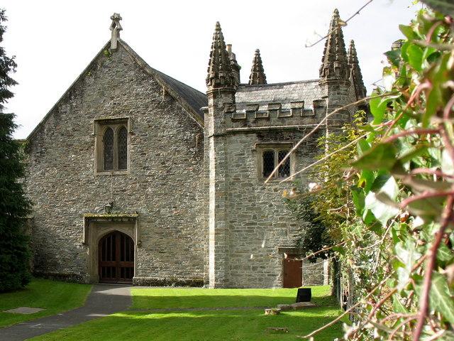 Tavistock, Abbey Chapel