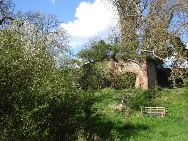 Lime Kiln in Mount Hooley Dene