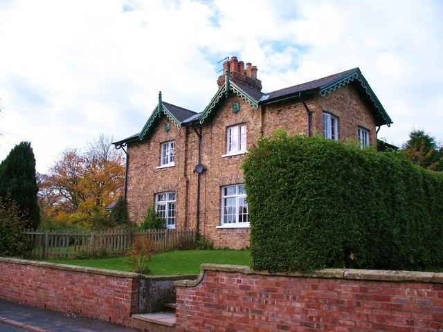 Estate cottages, Londesborough