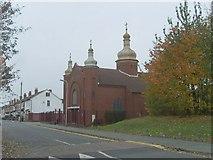 SO9098 : Ukrainian Church by Gordon Griffiths