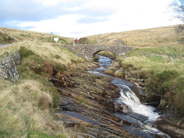 Afon Gain and Pont y Gain