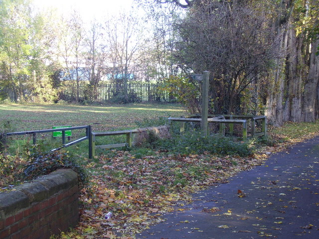 The Coundon Wedge