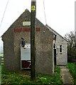 NZ0810 : Barningham telephone exchange by Andy Waddington