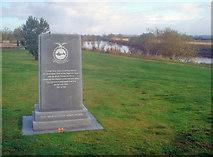 SK1814 : Shackleton Association Memorial by Trevor Rickard