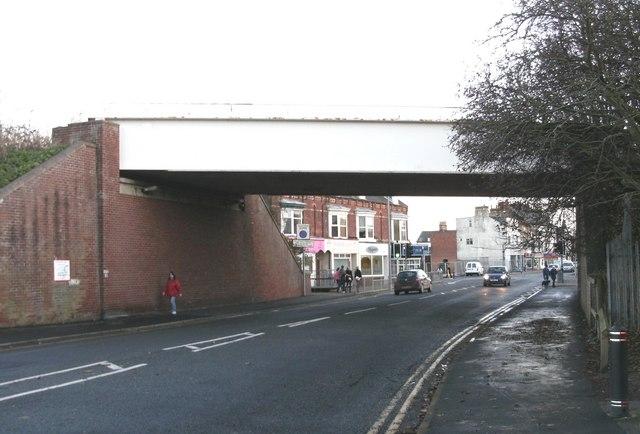 Railway Bridge over Flamborough Road