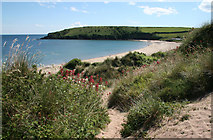 SS0197 : Freshwater East Bay by Sid Howells