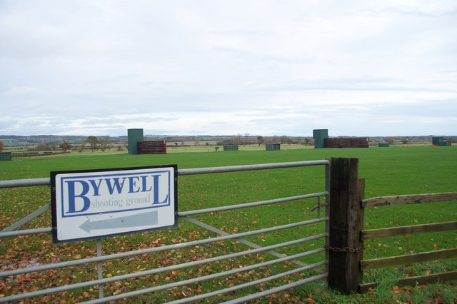 Bywell Shooting ground.