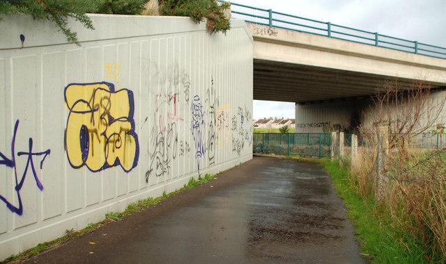 Path, Comber