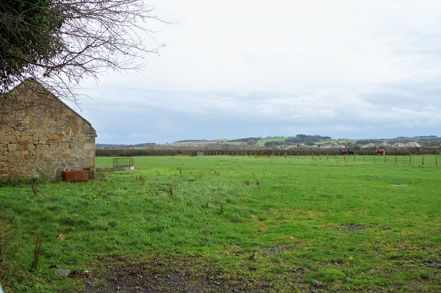 Field Barn at Bywell.