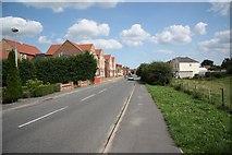 TF3242 : Wyberton West Road by Richard Croft