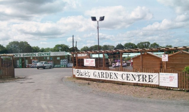 Black's Garden Centre, Painestown
