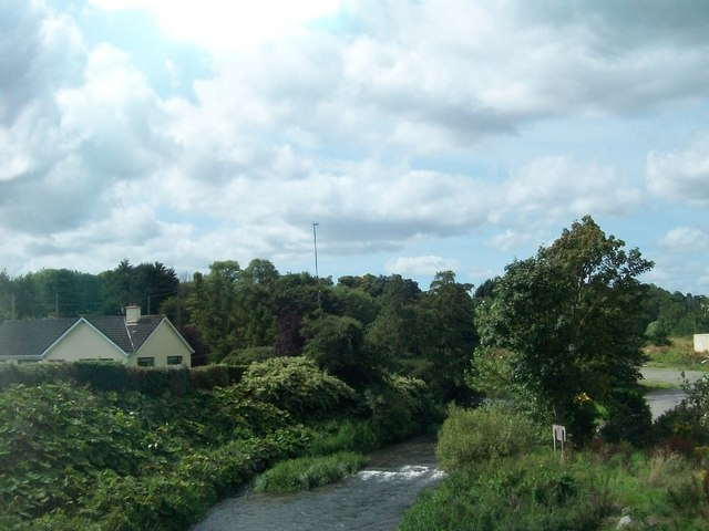 The River Nanny at Julianstown
