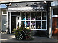 NZ2665 : The Dress Studio and Hat Hire, Jesmond Road by Mike Quinn