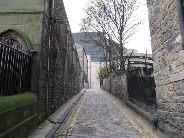 Cathedral Lane