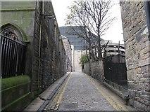 NT2574 : Cathedral Lane by M J Richardson