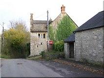 ST5707 : Telephone box, Melbury Osmond by Maigheach-gheal