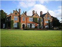 SK2640 : Brailsford Hall by Richard Law