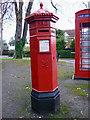 SO9523 : Penfold pillar box, Evesham Road, Cheltenham by Brian Robert Marshall
