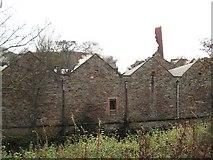 NT4935 : Abbotsford Mill by Richard Webb