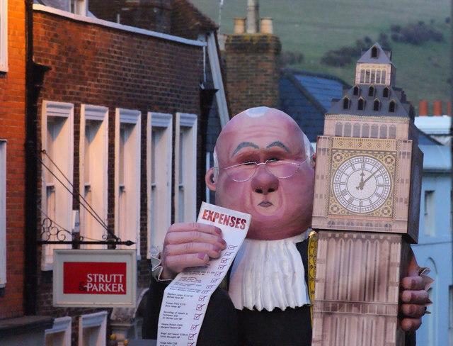 Lewes Guy Fawkes Night Celebrations (1)