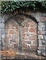 SP3379 : Middleborough Terrace doorways by E Gammie