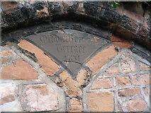 SP3379 : Middleborough Terrace doorway detail by E Gammie