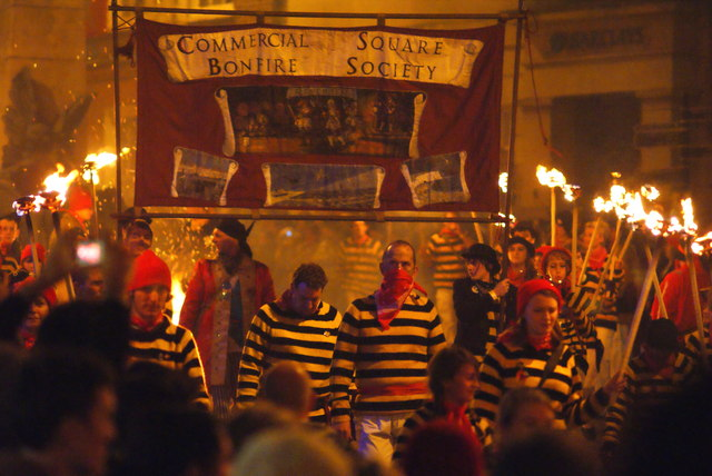 Lewes Guy Fawkes Night Celebrations (4)